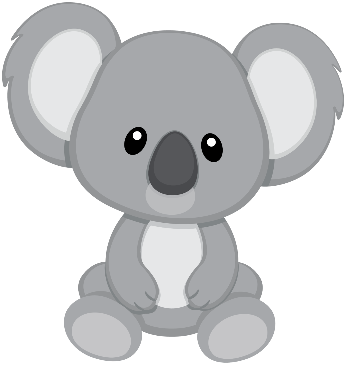 Clipart koala svg royalty free library 0_103df5_327dc506_orig (1215×1280) | GIRLY PIX | Koala craft, Baby ... svg royalty free library