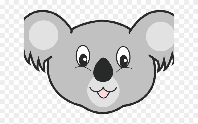Clipart kawala image freeuse library Koala Clipart Gambar - Koala Cartoon Head, HD Png Download - 640x480 ... image freeuse library