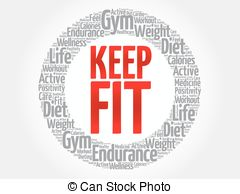 Clipart keep fit graphic black and white library Keep fit Illustrations and Clip Art. 861 Keep fit royalty free ... graphic black and white library