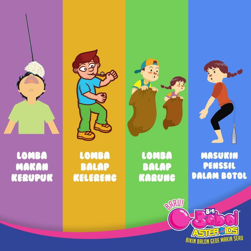 Clipart kemerdekaan indonesia clipart freeuse stock Big Babol Indonesia on Twitter:
