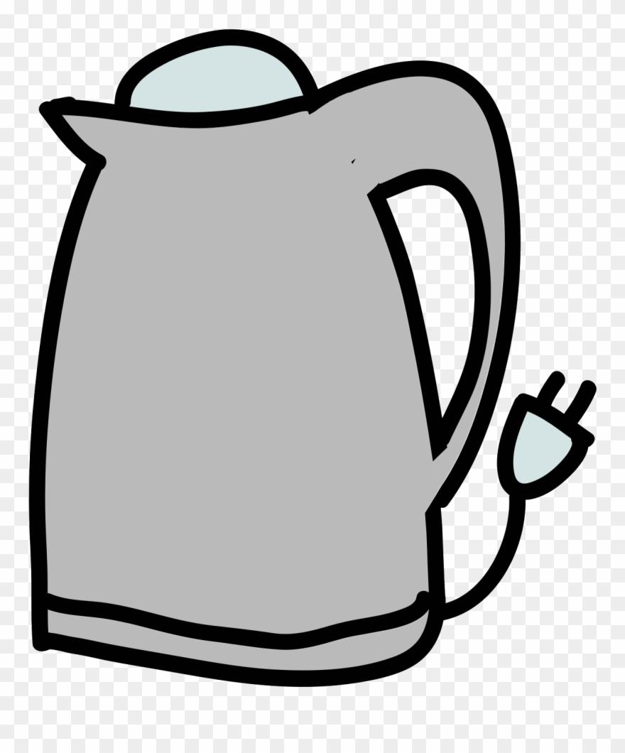 Teapot clipart cartoon svg transparent download Electric Teapot Icon - Electric Kettle Cartoon Clipart (#862598 ... svg transparent download