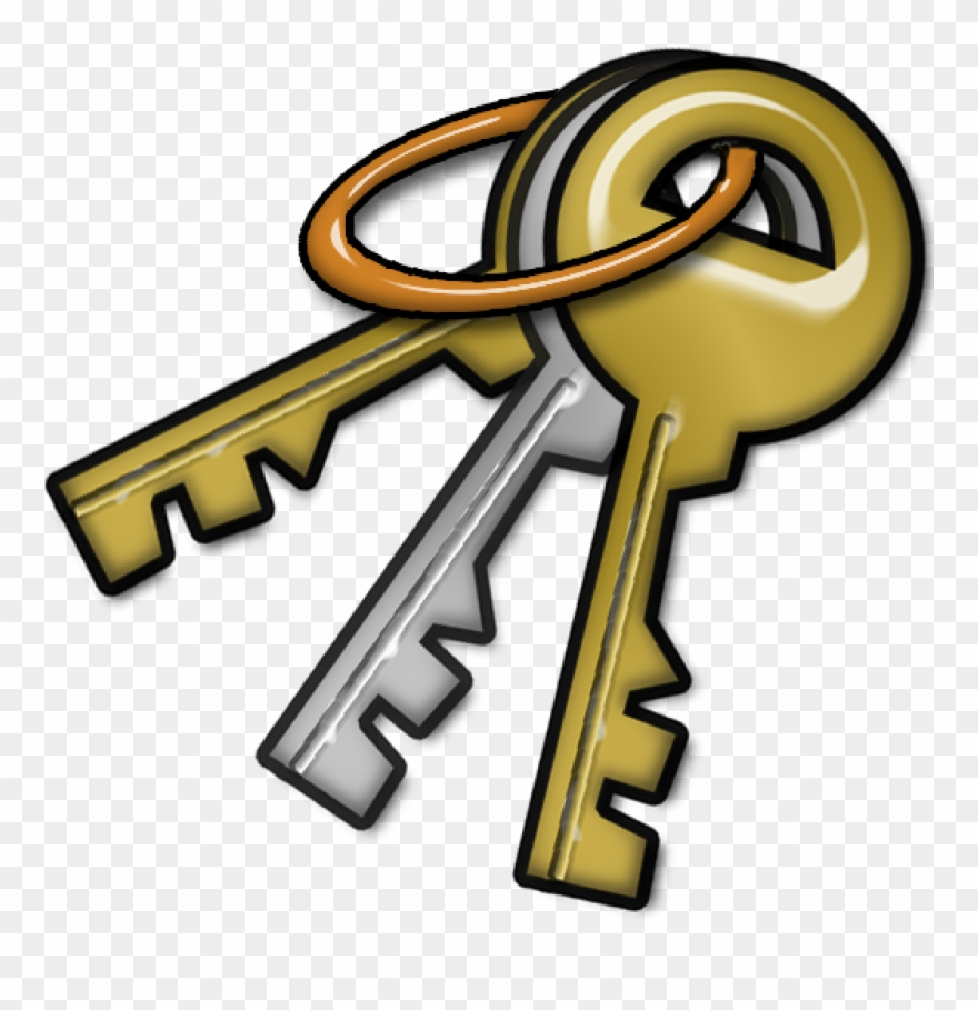Keys clipart free download Celtic Clipart Key - Bunch Of Keys Clipart - Png Download (#9982 ... free download