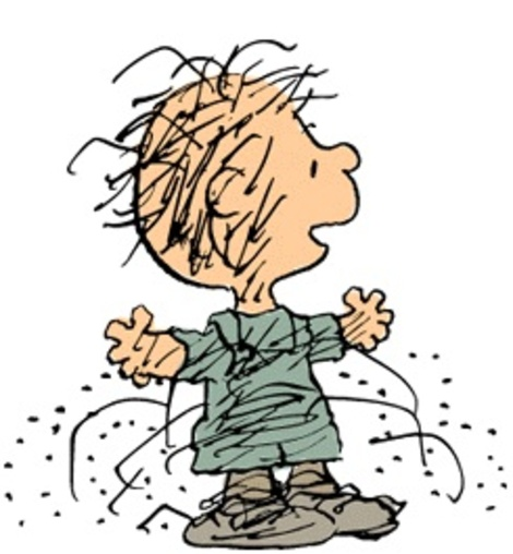 Clipart kids character heads graphic Peanuts Pig Pen Charlie Brown Characters Clipart - Free Clip Art ... graphic