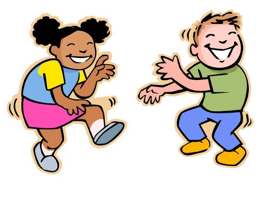 Clip art children best. Clipart kids laughing