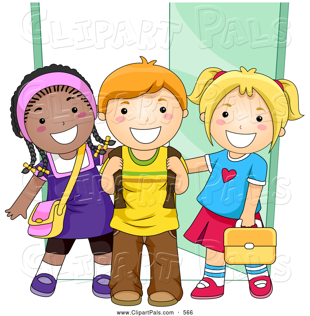 In class clipartfest diverse. Clipart kids laughing
