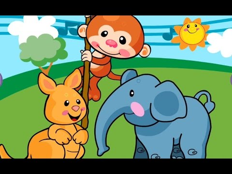 Clipart kids laughing soung jpg freeuse Animals Sound for Baby - Laugh & Learn, Kids learn Animals with ... jpg freeuse