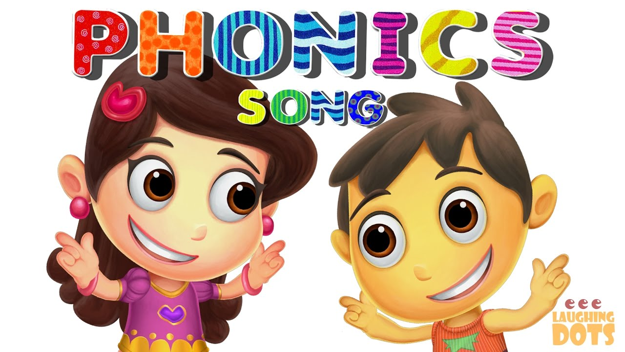 Clipart kids laughing soung royalty free library Phonics Songs for Kids | Alphabet Sounds | Collection of Alphabet ... royalty free library