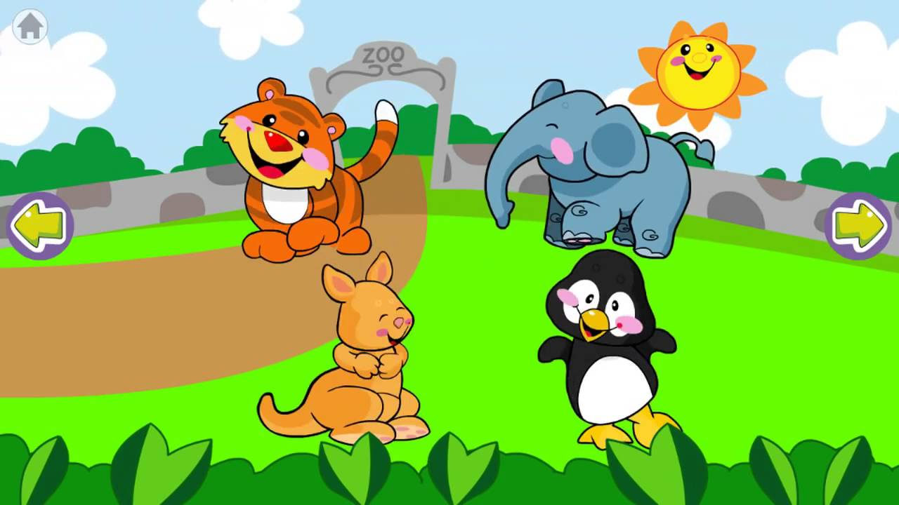 Clipart kids laughing soung picture freeuse download Animals Sound for Baby Laugh & Learn, Kids learn Animals with ... picture freeuse download
