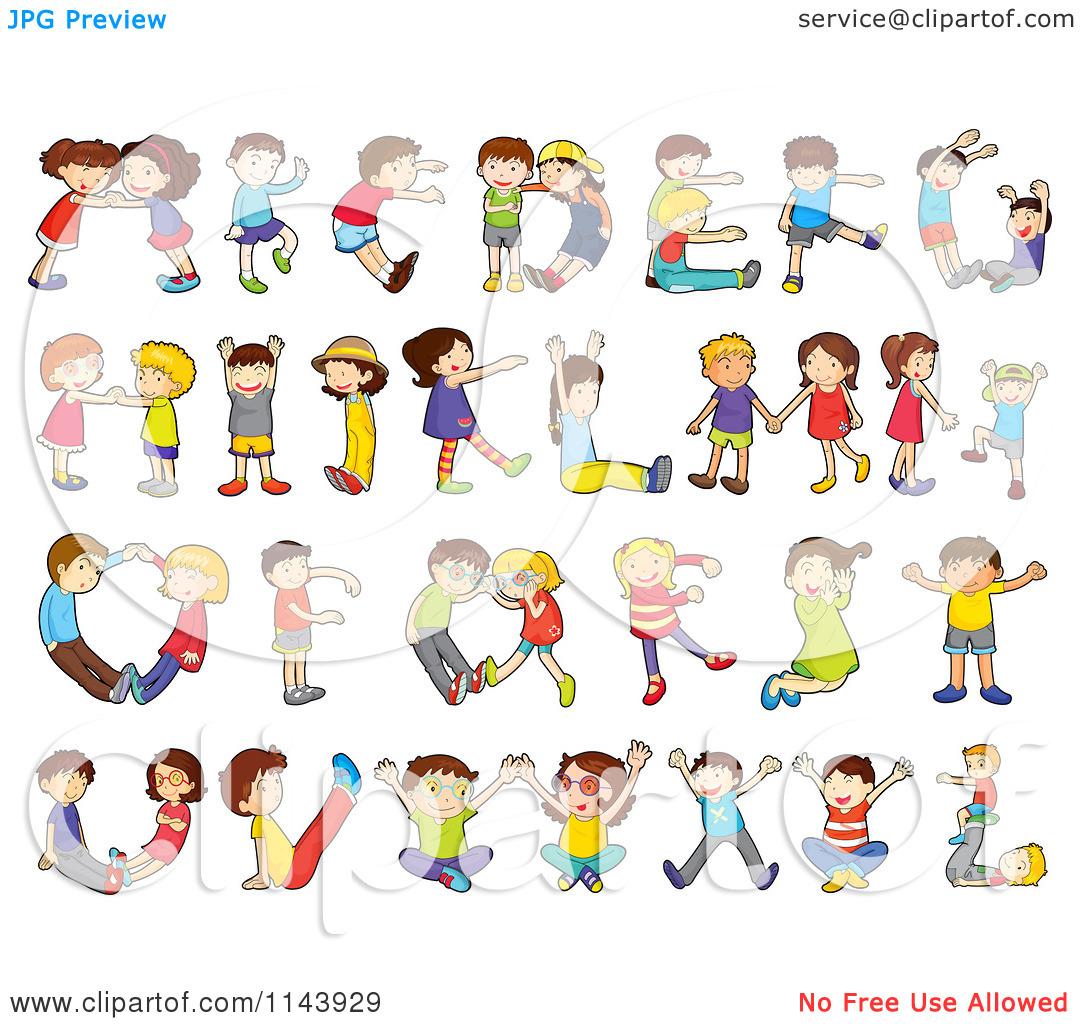 Clipart kids letters clipart transparent download Kids holding alphabet letters clipart letter o - ClipartFox clipart transparent download
