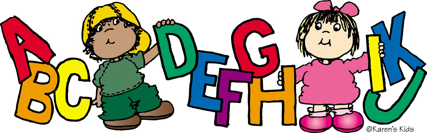 Clipart kids letters freeuse library Primary Clipart & Primary Clip Art Images - ClipartALL.com freeuse library