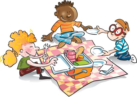 Family picnic clipart clipart freeuse stock Free Picture Picnic, Download Free Clip Art, Free Clip Art on ... clipart freeuse stock