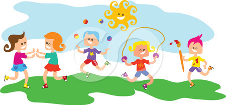 Outside school clipart picture freeuse library Children Playing Outside Clipart | Free download best Children ... picture freeuse library