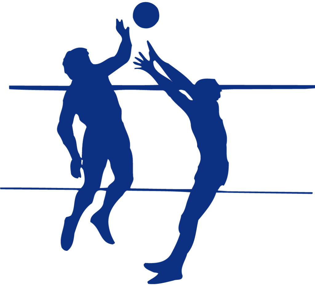 Clipart kids playing volleyball baseball games clip transparent stock Volleyball Player Silhouette Clipart at GetDrawings.com | Free for ... clip transparent stock