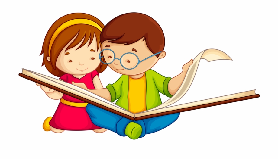 Kids reading books clipart banner royalty free Reading Book Png - Reading Book Clipart Png Free PNG Images ... banner royalty free