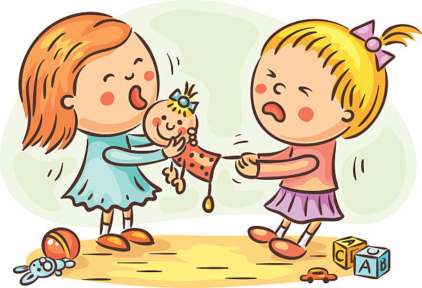 Clipart kids sharing png free download Kids sharing clipart 5 » Clipart Station png free download