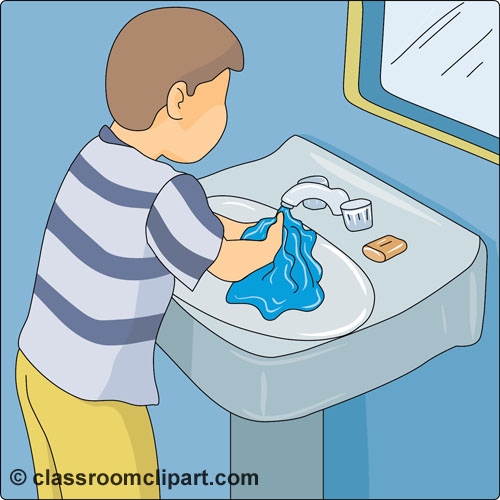 Clipart kids washing hands library Free Hand Washing Clipart Image - 16159, Kids Wash Hands Clip Art ... library