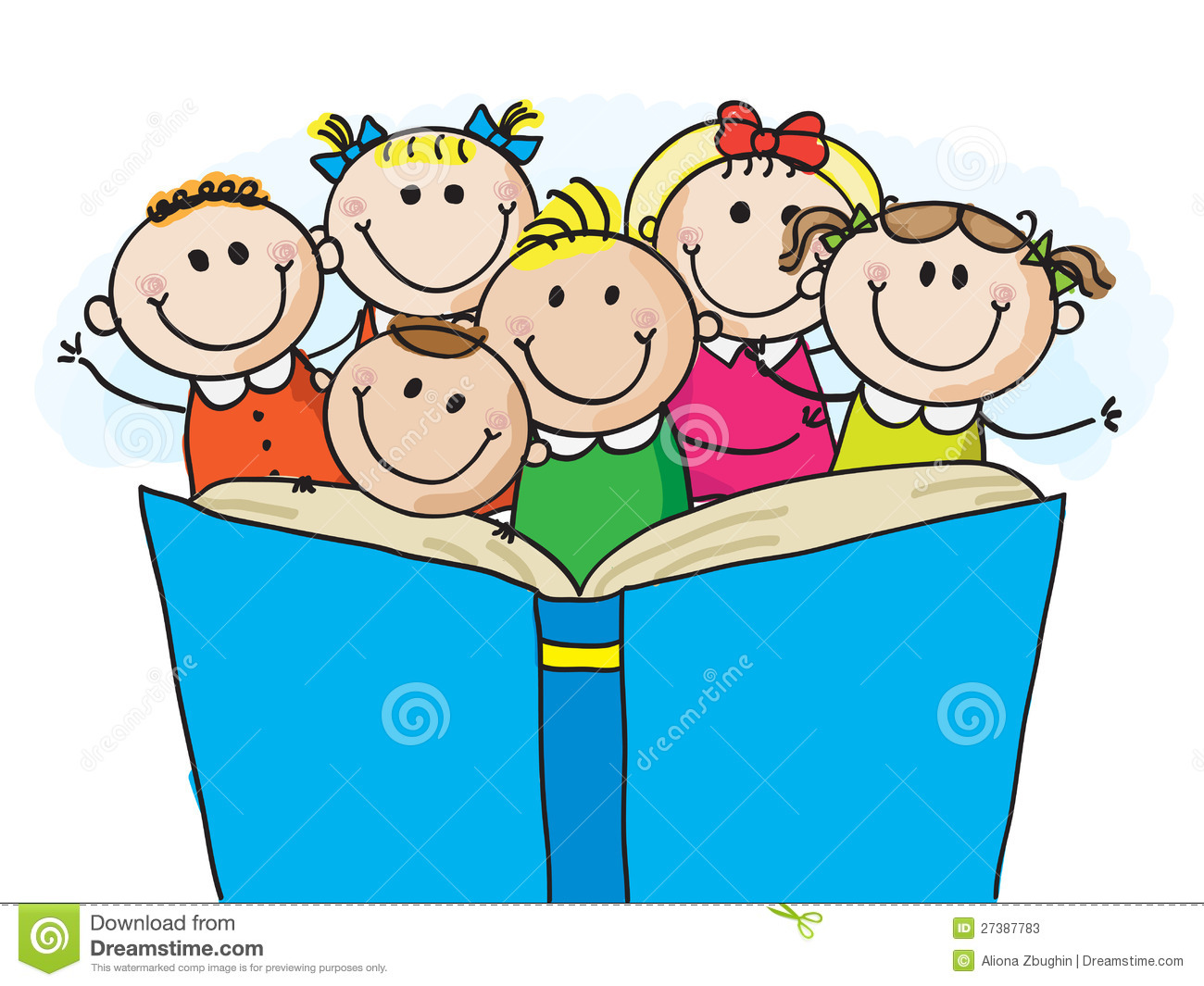 Clipart kids with books clip royalty free download Reading Books Clipart - Clipart Kid clip royalty free download