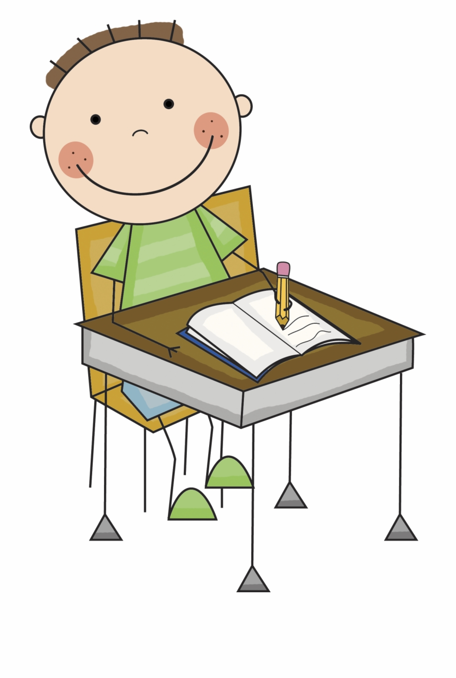 Writing clipart for kids clipart transparent library Kids Writing Clip Art Cliparts And Others Art Inspiration - Student ... clipart transparent library