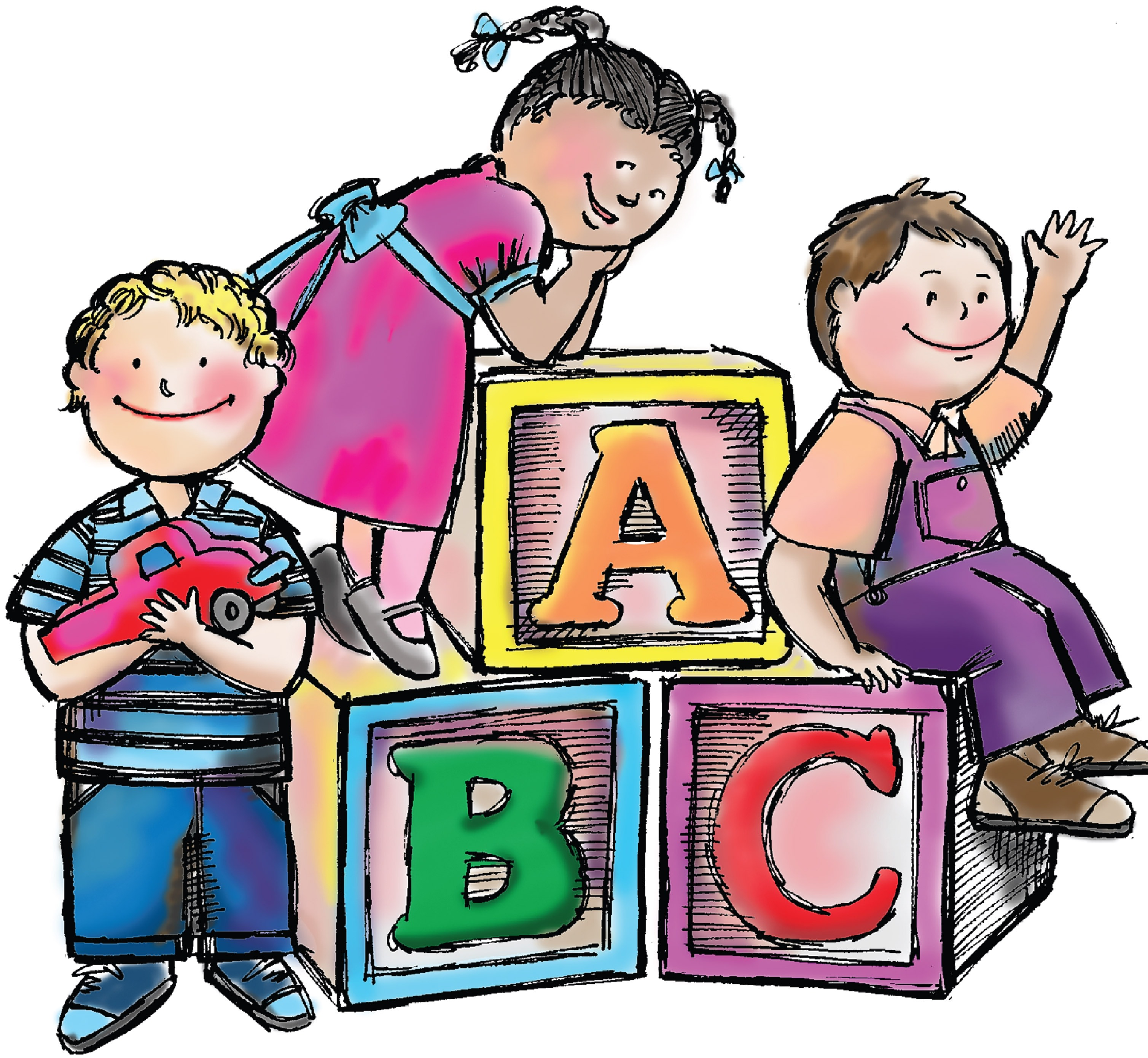 Free preschool clipart freeuse stock Free Picture Of Preschool Children, Download Free Clip Art, Free ... freeuse stock