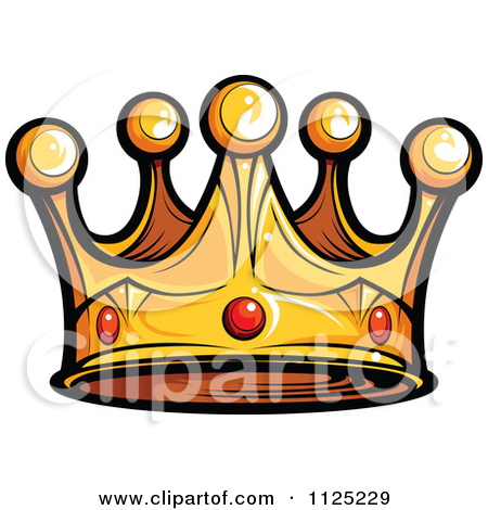 Clipart king crown svg freeuse Royalty-Free (RF) Kings Crown Clipart, Illustrations, Vector ... svg freeuse