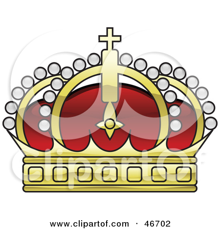 Clipart king crown graphic free stock Royalty-Free (RF) Kings Crown Clipart, Illustrations, Vector ... graphic free stock