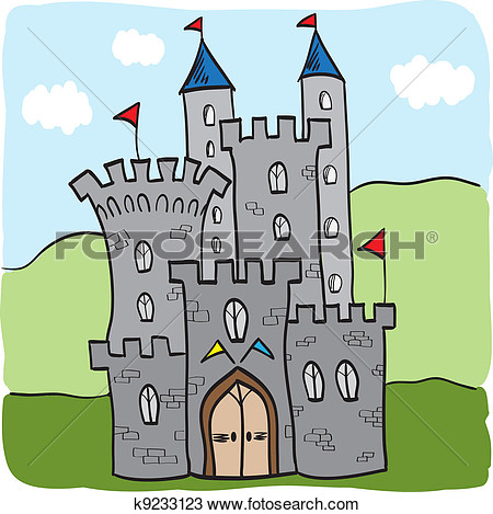 Clipart kingdom. Clipartfest fairytale castle