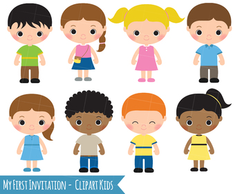Clipart kins graphic library download Kids Clipart, Children Clipart, Girl Clipart Boy Clip Art, download graphic library download
