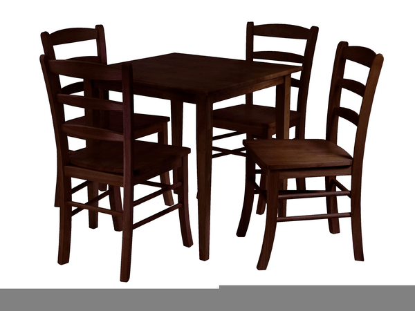 Clipart kitchen table image freeuse stock Clipart kitchen table 1 » Clipart Portal image freeuse stock