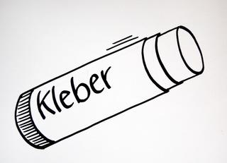 Kleber Klebestift