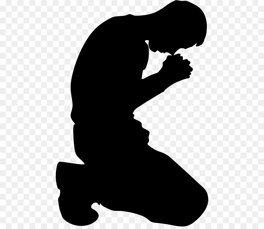 Kneeling and praying clipart jpg free download Kneeling in prayer clipart 7 » Clipart Station jpg free download