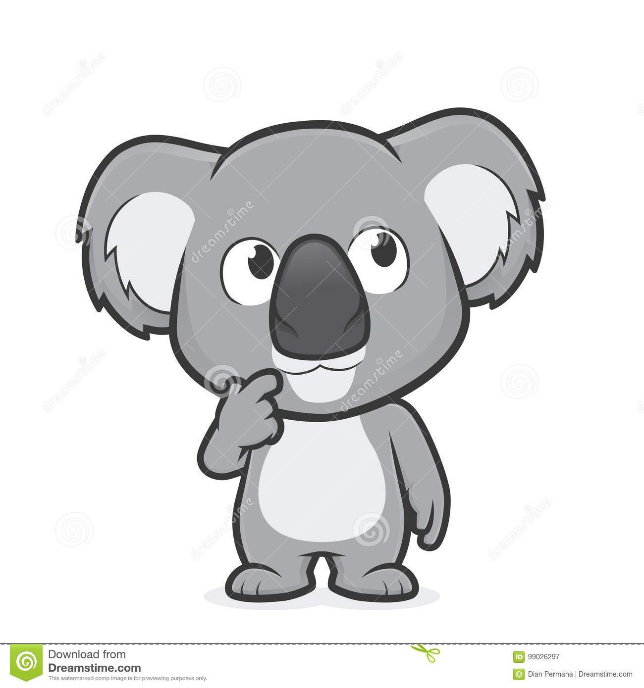 Clipart koalas png black and white library Koalas clipart » Clipart Portal png black and white library