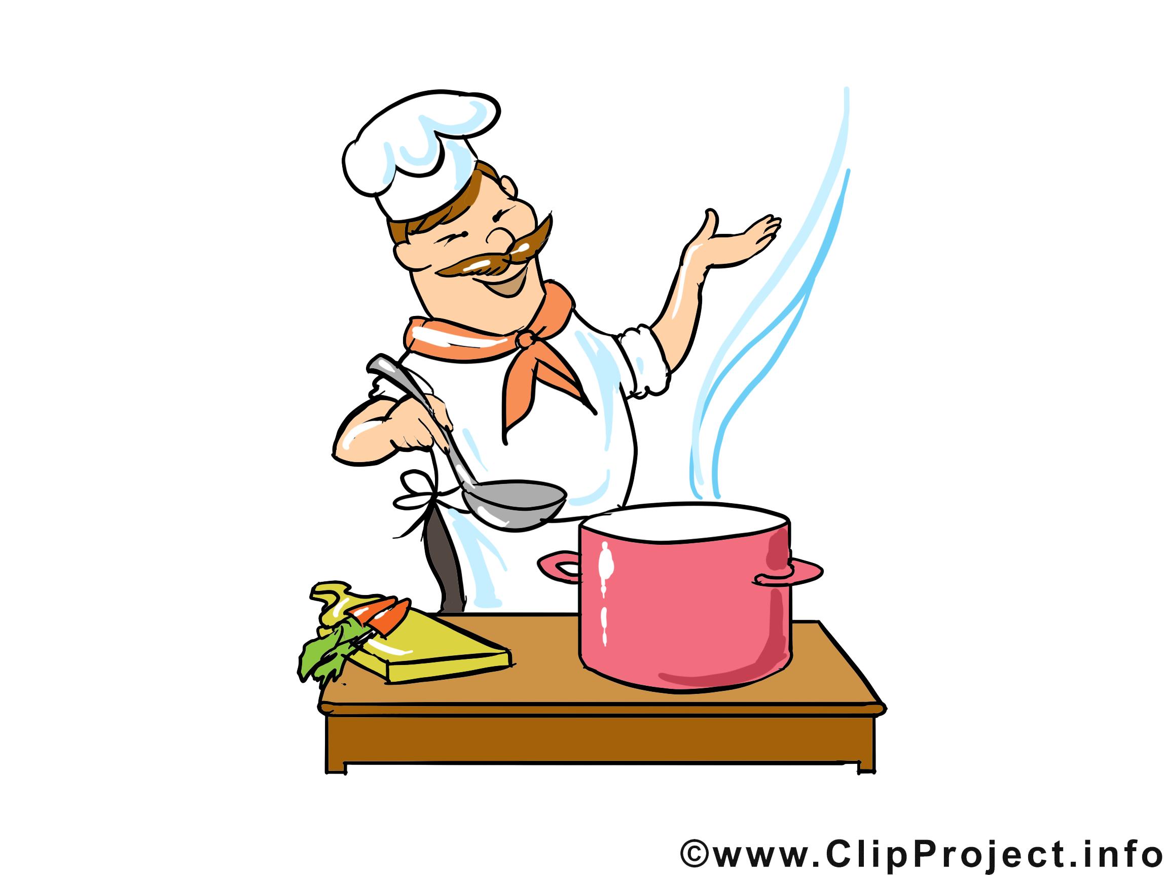 Clipart kochen. Koch kostenlos clipartfox cartoon