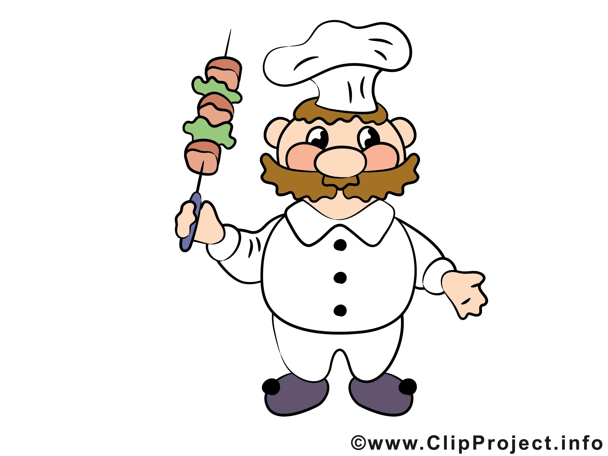 Clipart kochen kostenlos png free stock Comic Koch png free stock