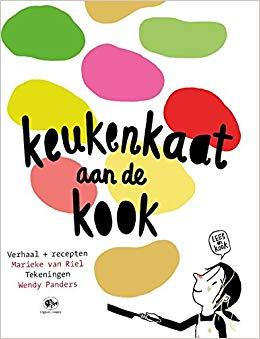 Clipart kok kan graphic black and white download Keukenkaat aan de kook + doeschrift: Amazon.co.uk: Marieke Van Riel ... graphic black and white download