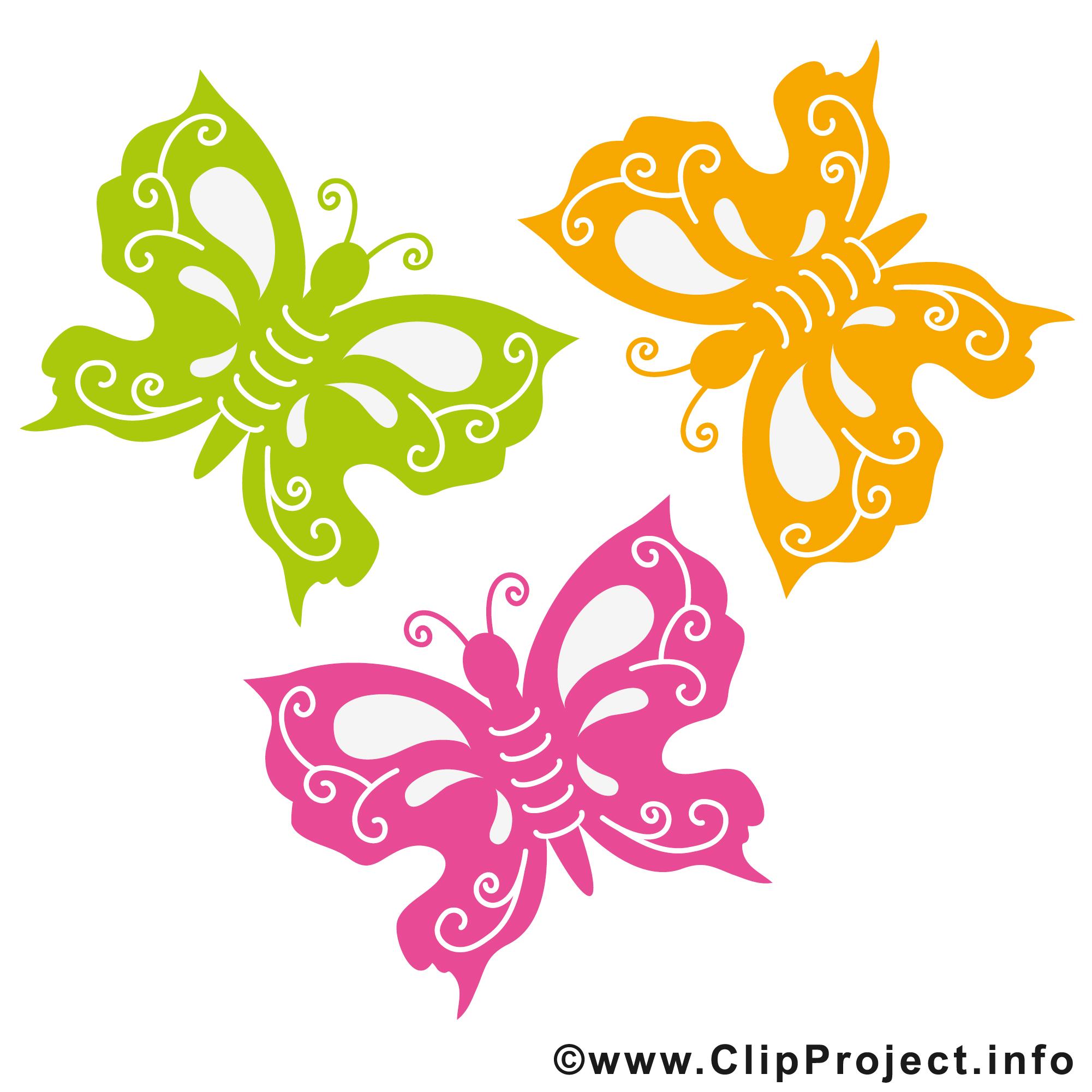 Clipart kostenlos schmetterling clip art freeuse Schmetterlinge Bild - Sommer Bilder gratis clip art freeuse