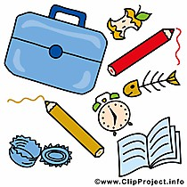 Clipart kostenlos schulanfang png black and white library Clipart Gallery - gratis Gifs, Bilder, Clipart, Grafiken ... png black and white library