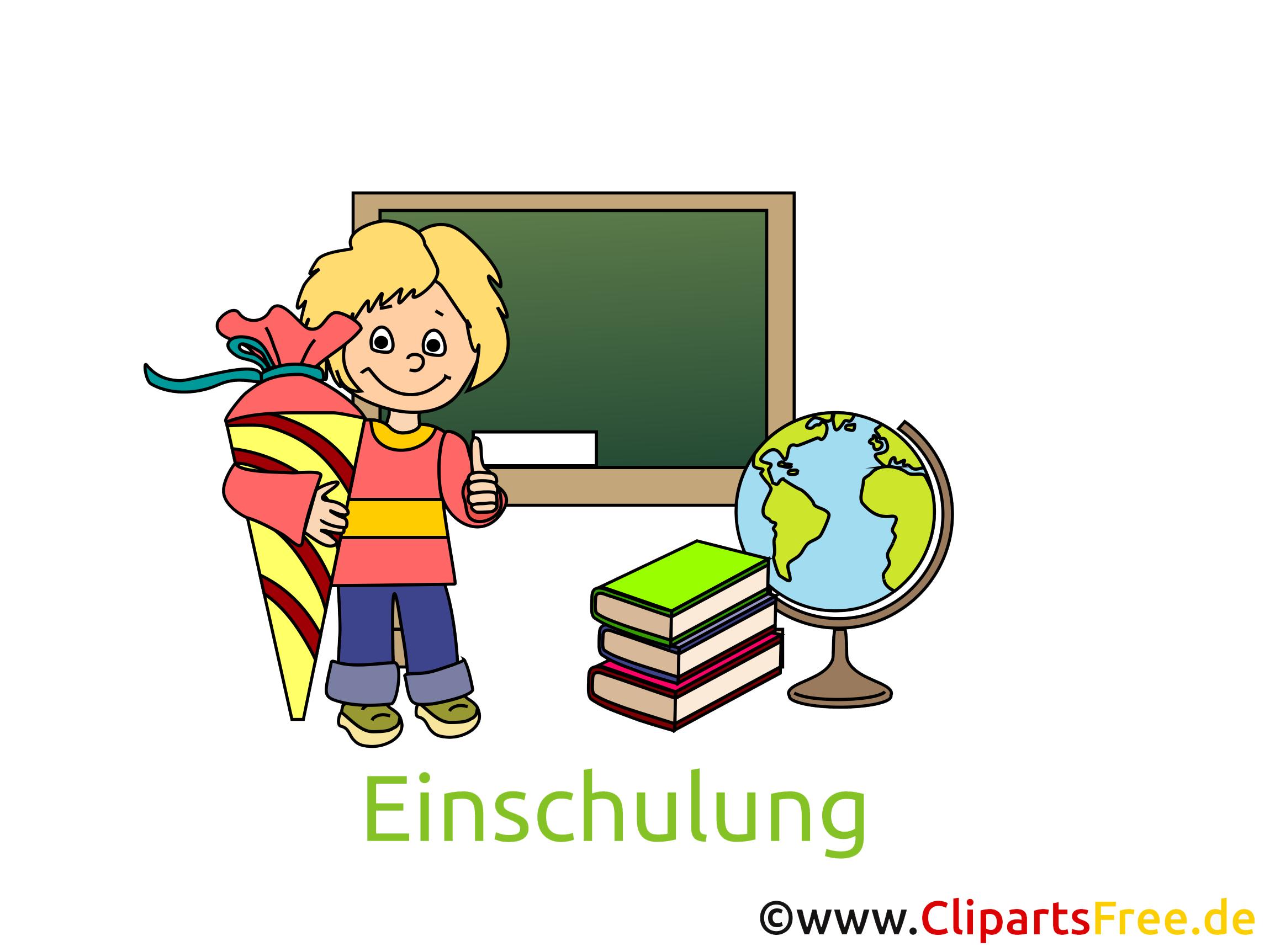 Clipart kostenlos schulanfang svg royalty free download Einschulung Bilder, Cliparts, Cartoons, Grafiken, Illustrationen ... svg royalty free download