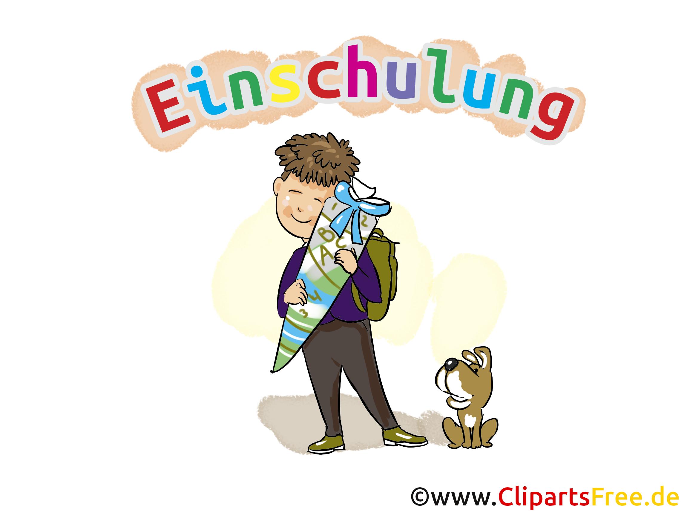 Clipart kostenlos schulanfang banner freeuse Einschulung Bilder, Cliparts, Cartoons, Grafiken, Illustrationen ... banner freeuse