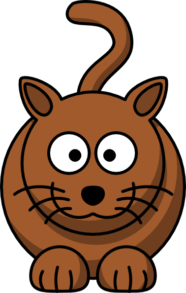 Clipart ktty with big eyes jpg free download Cute Cartoon Cat With Big Eyes - ClipArt Best jpg free download