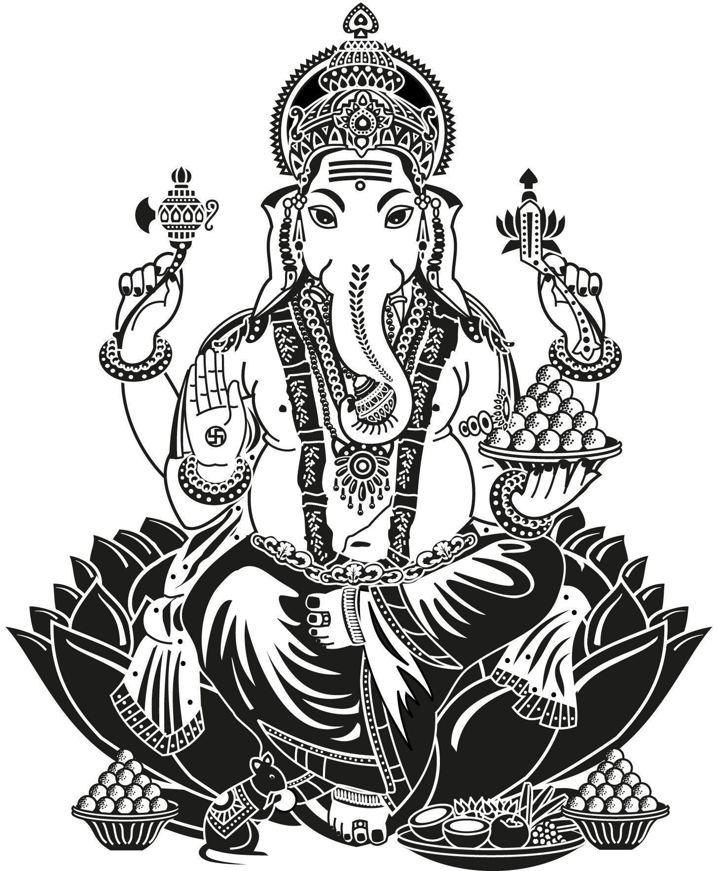 Clipart kuber scheme online payment clipart royalty free download 2019 ganesha and kubera story | ganesha teaching lesson to kubera ... clipart royalty free download