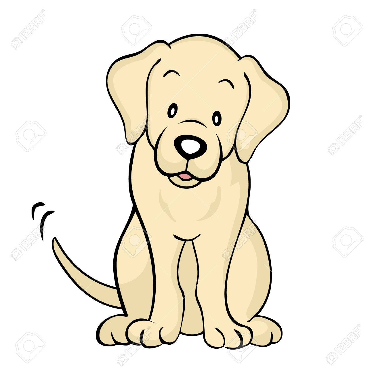 Clipart labador jpg Labrador puppy clipart - Cliparting.com jpg