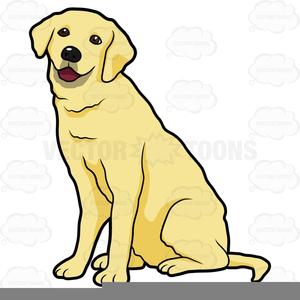 Clipart labador image transparent stock Yellow Labrador Clipart | Free Images at Clker.com - vector clip art ... image transparent stock