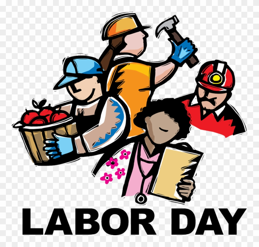 Labor cliparts banner library stock Closed Labor Day Weekend - Labor Day Clipart - Png Download (#302185 ... banner library stock
