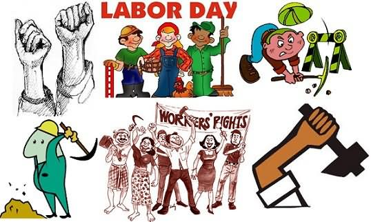 Clipart labor banner library Labor day clip art labor day clip art photos pictures clipartix ... banner library