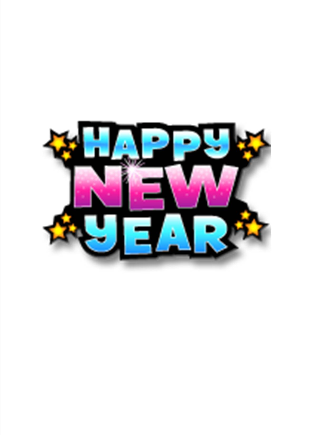 Free clipart new years eve 2019 religious png royalty free download Happy new year clip art at lakeshore learning image - Clip Art Library png royalty free download