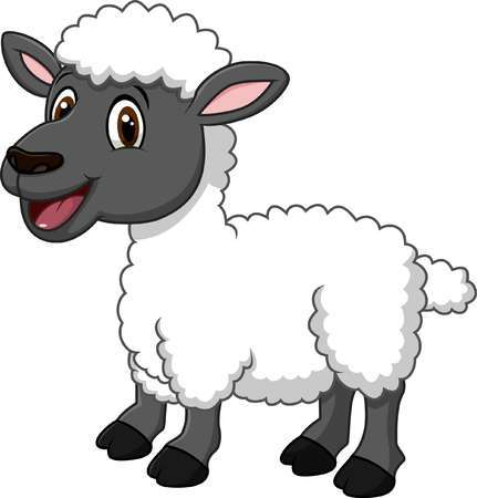 Sheep pic clipart banner transparent download Clipart lambs » Clipart Portal banner transparent download