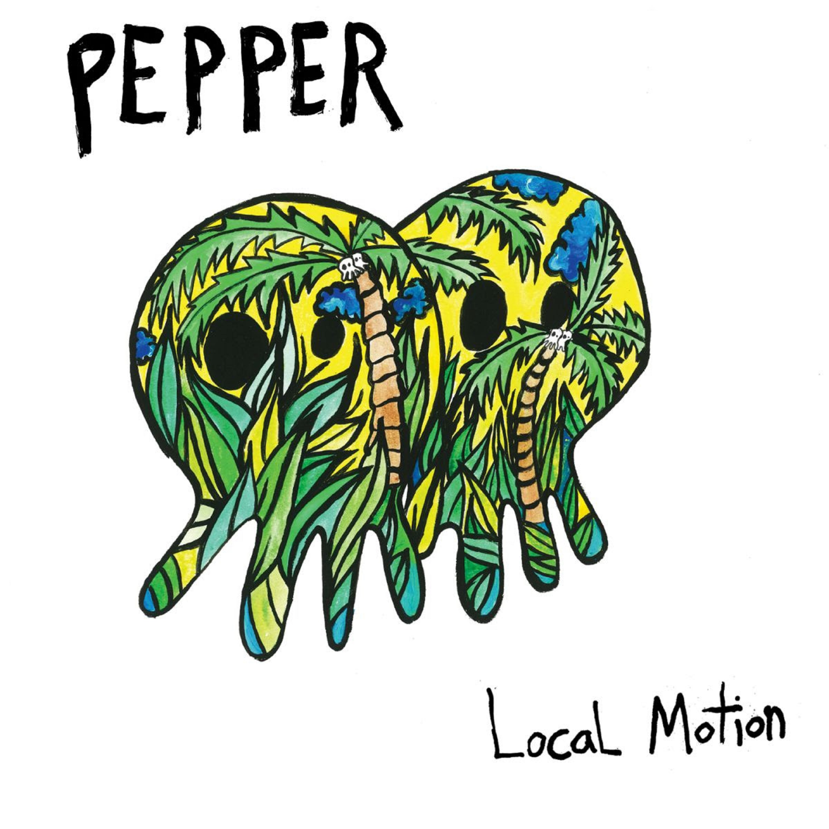 Clipart latest local hits clip art library download Pepper\'s \'Local Motion\' Hits Billboard at #1 Reggae Album   Grateful Web clip art library download