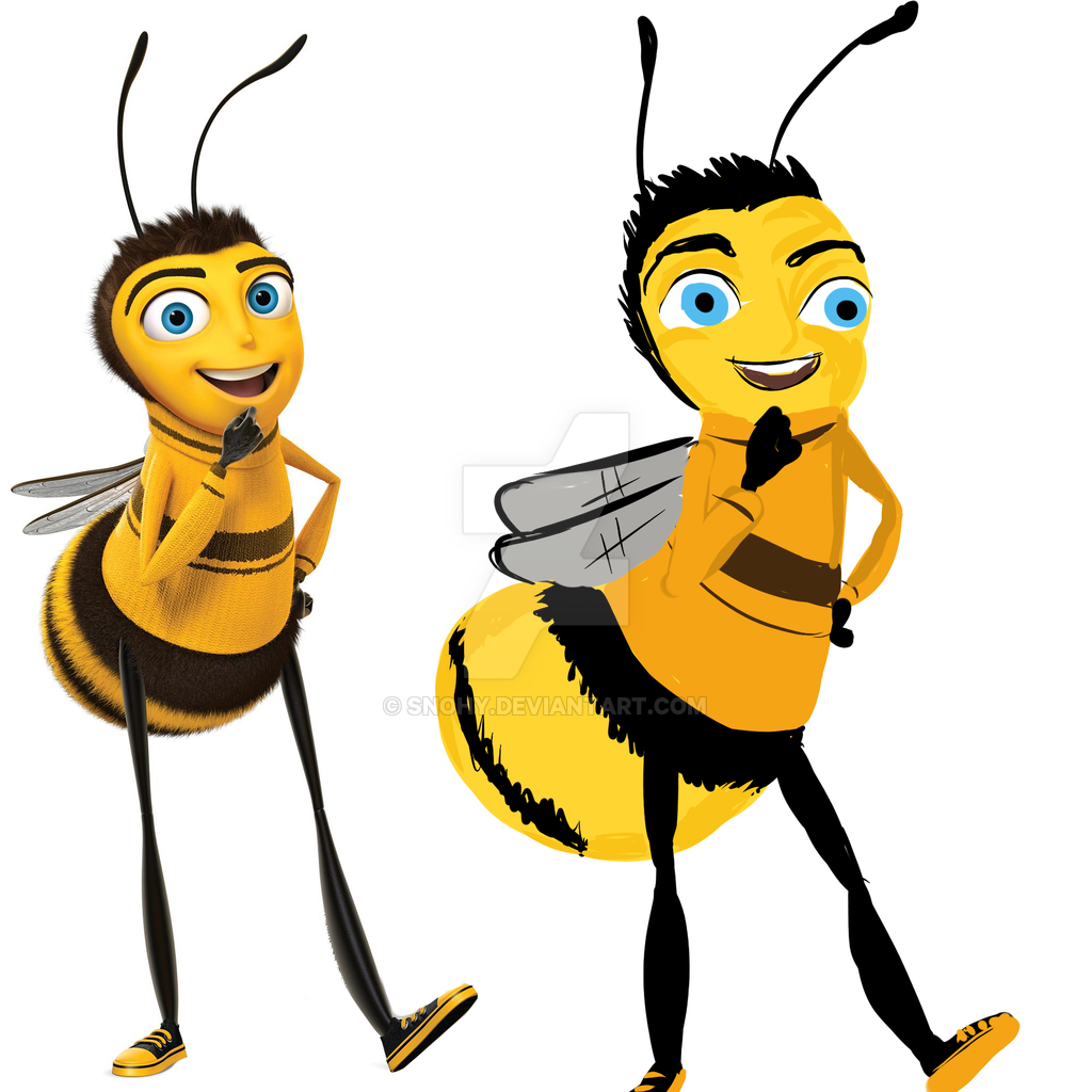 Clipart laughing bee clip royalty free stock Barry Bee Benson (The Bee Movie) by Snohy on DeviantArt clip royalty free stock