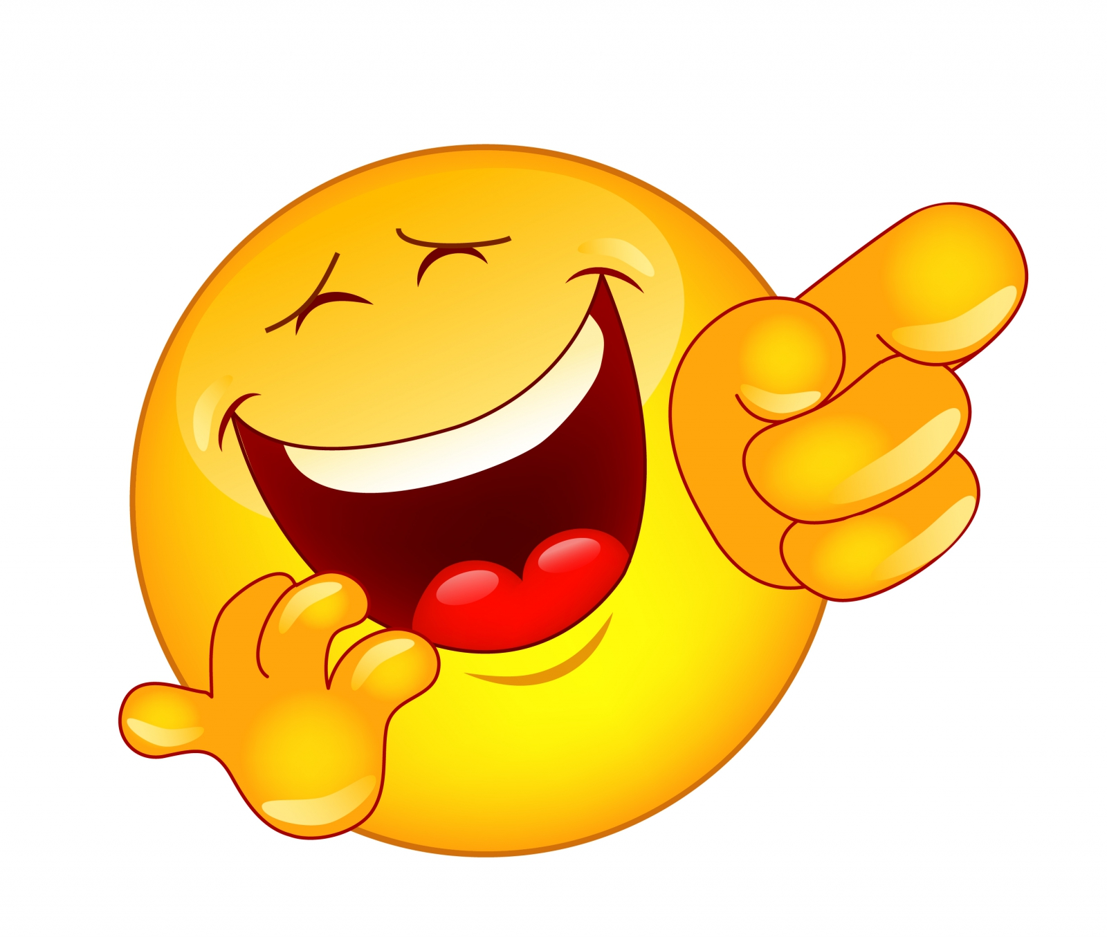 Clipart laughing face clipart library stock Free clipart laughing face - ClipartFest clipart library stock