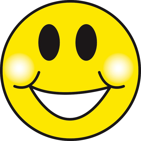 Clipart laughing face graphic transparent library Free clipart laughing face - ClipartFest graphic transparent library